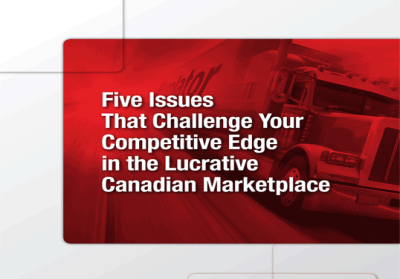 five issues that challenge your competitive edge