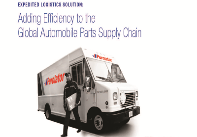 Adding Efficiency to Global Auto Supply Chain