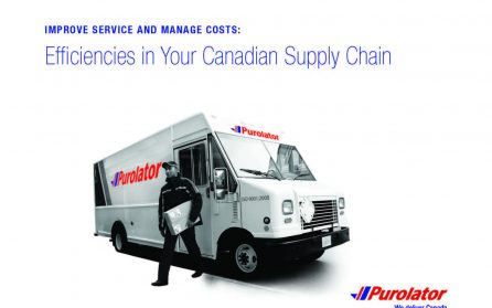 canadian supply chain efficiency