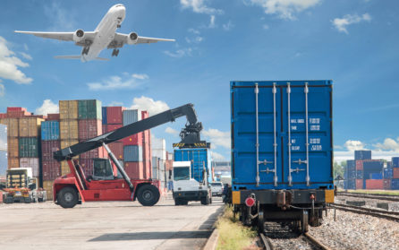 forms of transportation for expedited shipping