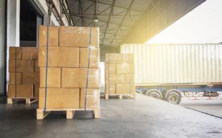 shipment pallets for 3pl services