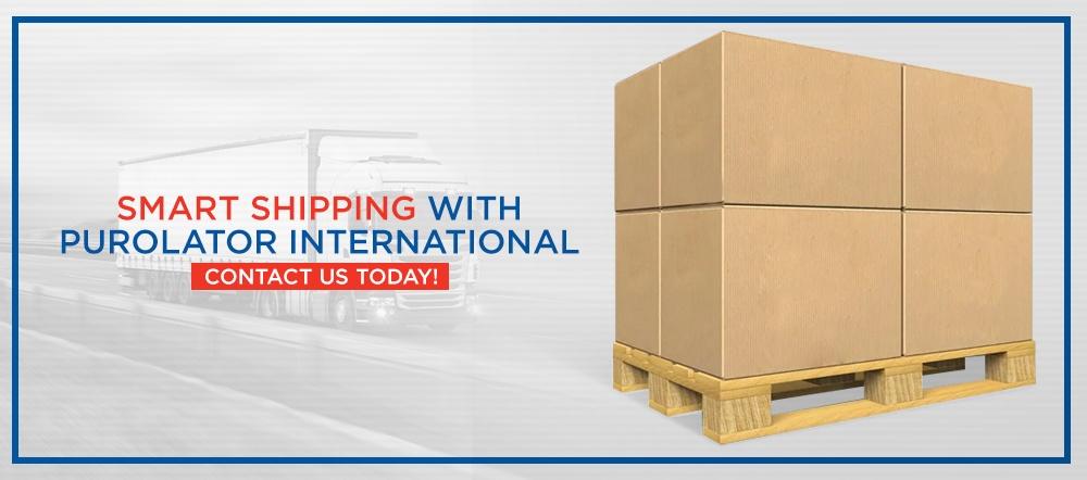 Smart Shipping With Purolator International