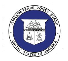 Foreign Trade Zones Board logo