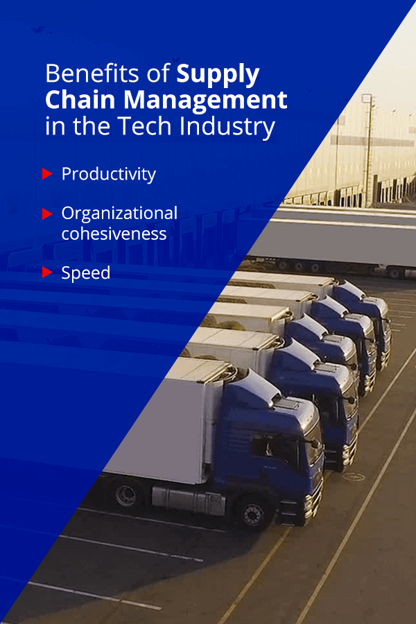 The Elements of Supply Chain Management for the Tech Sector