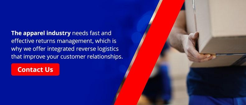 Trust Purolator International for Apparel Industry Shipping Logistics